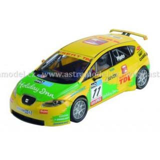 SCX Seat Leon BTCC Holiday Inn