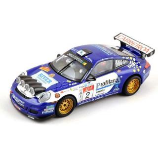 SCX Porsche 911 GT3 Rally Champion