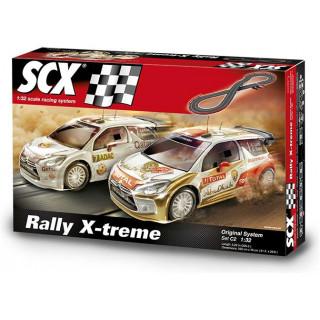 SCX C2 Rally X-Treme 5.2m