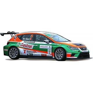 SCX Seat León Eurocup Castrol