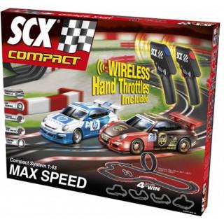SCX Compact Max Speed 6m