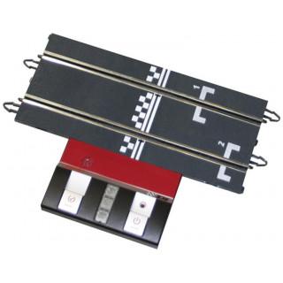 SCX WOS Cílová rovinka s řídící jednotkou