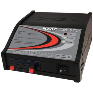 Fusion nabíječ NX87 6-8 NiMH 2x 5A AC