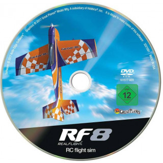 Realflight Simulátor RF-8 jen software