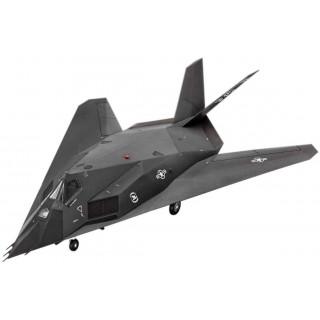 ModelSet letadlo 63899 - Lockheed Martin F-117A Nighthawk (1:72)
