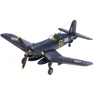 ModelSet letadlo 63917 -  F4U-1B Corsair Royal Navy (1:72)