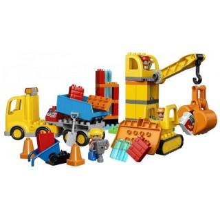 LEGO DUPLO Town - Velké staveniště