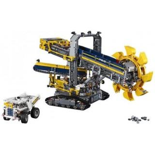 LEGO Technic - Těžební rypadlo