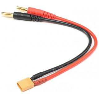 Nabíjecí kabel s banánky - XT30 samec