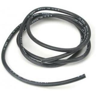 Kabel silikonový 1.0mm2 černý (10m)