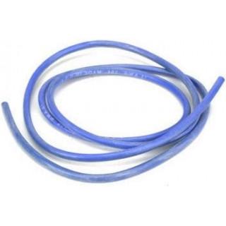 Kabel silikonový 1.0mm2 modrý (10m)