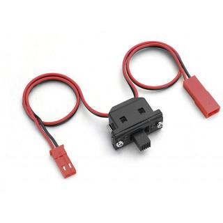Vypínač s kabely a konektorem JST 22AWG