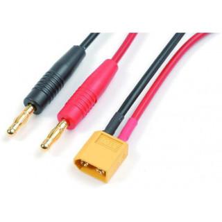 Nabíjecí kabel - XT60 14AWG 30cm