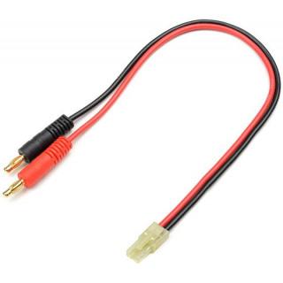 Nabíjecí kabel - Mini Tamiya 16AWG 30cm