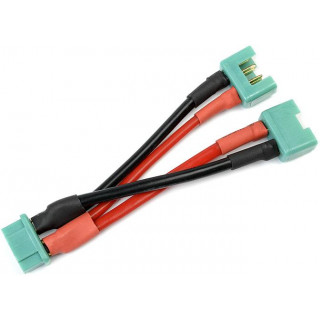 Paralelní Y-kabel MPX 14AWG 12cm