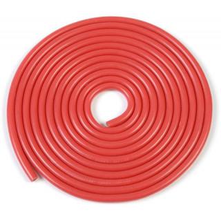 Kabel se silikonovou izolací Powerflex 20AWG červený (1m)