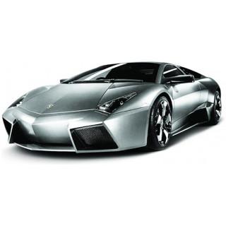 Bburago Plus Lamborghini Reventón 1:18 stříbrná