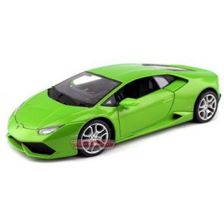 Bburago Plus Lamborghini Huracán LP 610-4 1:18 zelená