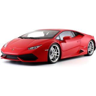 Bburago Plus Lamborghini Huracán LP 610-4 1:18 červená