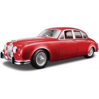 Bburago Jaguar Mark II 1959 1:18 červená
