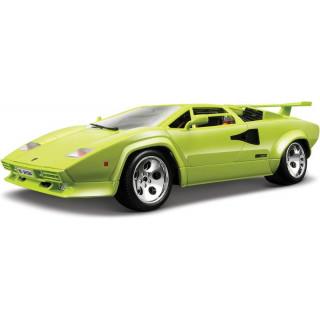 Bburago Lamborghini Countach 5000 QV 1:18 zelená