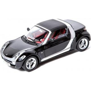 Bburago Smart Roadster 1:18 černá