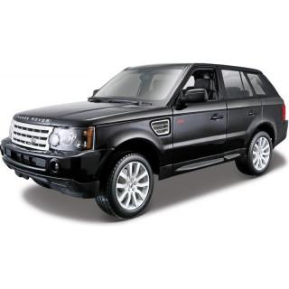 Bburago Range Rover Sport 1:18 černá