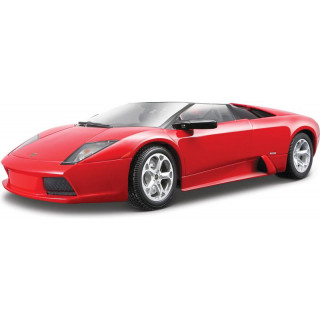 Bburago Lamborghini Murciélago Roadster 1:18 červená