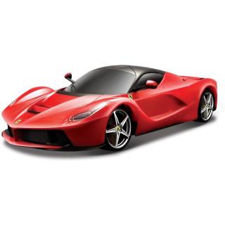 Bburago Ferrari LaFerrari 1:18 červená