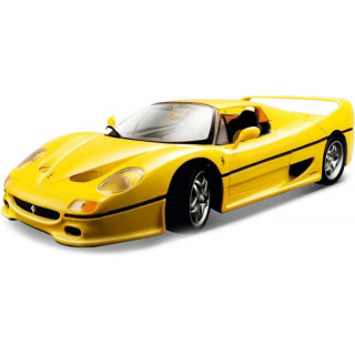 Bburago Ferrari F50 1:18 žlutá