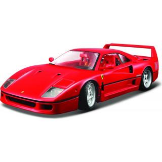 Bburago Original Series Ferrari F40 1:18 červená