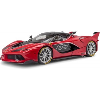 Bburago Signature Ferrari FXX K 1:18 červená