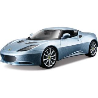 Bburago Plus Lotus Evora S IPS 1:24 stříbrná