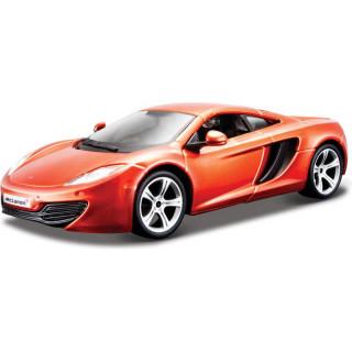Bburago Plus McLaren MP4-12C 1:24 oranžová