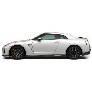 Bburago Plus Nissan GT-R 1:24 bílá metalíza