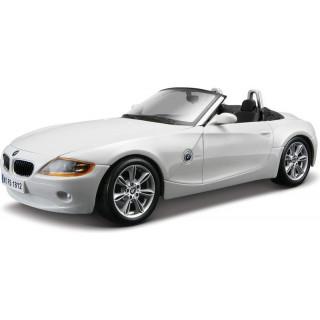 Bburago BMW Z4 1:24 bílá