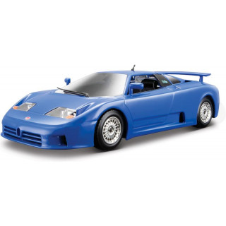 Bburago Bugatti EB 110 1:24 modrá