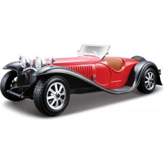 Bburago Bugatti Type 55 1:24 červená