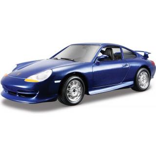 Bburago Porsche GT3 1:24 modrá metalíza