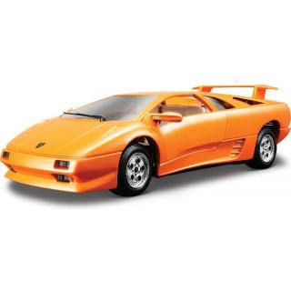 Bburago Lamborghini Diablo 1:24 oranžová
