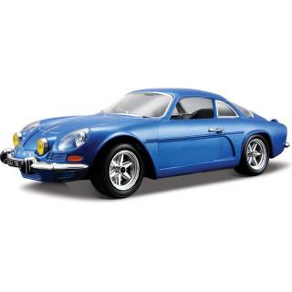Bburago Alpine Renault 1971 1:24 modrá