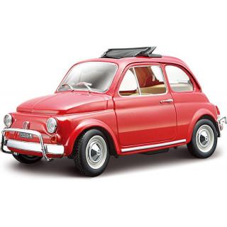 Bburago Fiat 500L 1968 1:24 červená