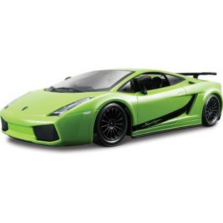 Bburago Lamborghini Gallardo Superleggera 2007 1:24 zelená