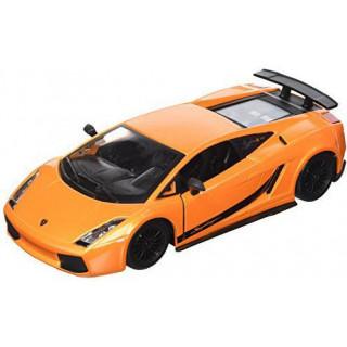 Bburago Lamborghini Gallardo Superleggera 2007 1:24 oranžová