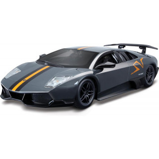 Bburago Lamborghini Murciélago LP 670-4 SV 1:24 China LE šedá metalíza