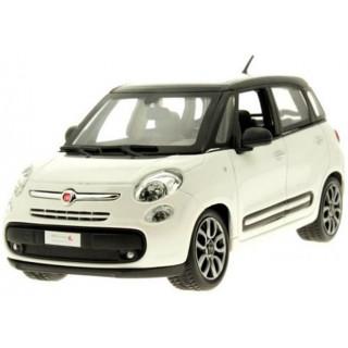Bburago Fiat 500L 1:24 bílá