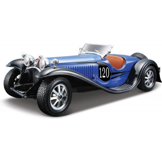 Bburago Kit Bugatti Type 55 1:24 modrá
