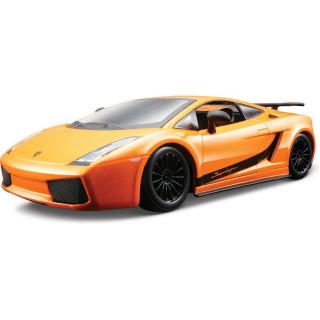 Bburago Kit Lamborghini Gallardo Superleggera 1:24 oranžová