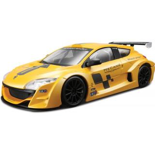 Bburago Kit Renault Mégane Trophy 1:24 žlutá