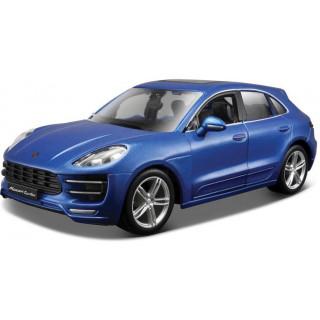 Bburago Kit Porsche Macan 1:24 modrá